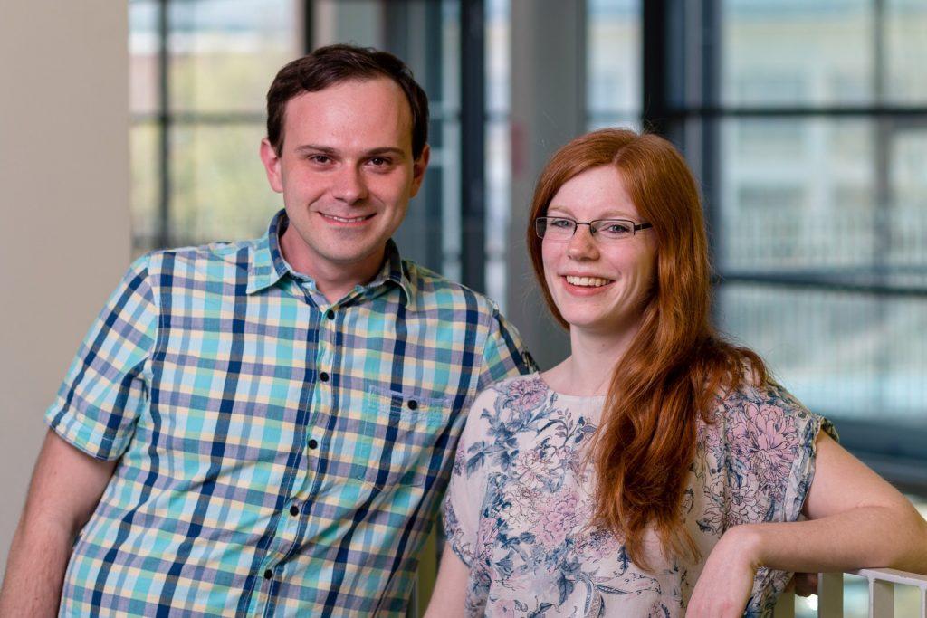 Filterize Gründer Pascal und Sandra aus Magdeburg