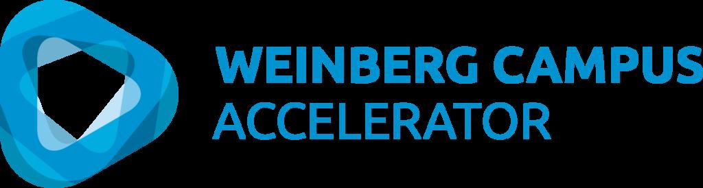 Weinberg Campus Accelerator Logo